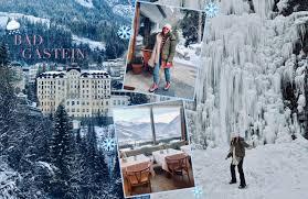 Reisen Bad Gastein Das Verwunschene Winter Wonderland