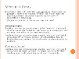 how to write a synthesis essay thesis synthesis essay