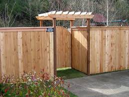 wood fence panels door. Wood Fence Door Design With Gate Residential Fencing Titan And Supply Company Plano Panels