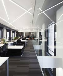 lemaymichaud qubec design office corporate architecture workspace lighting overhead office lighting