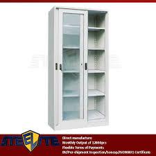 sliding door office cupboard. Sliding Door Office Cupboard Metal Cabinet