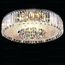 chandeliers crystal flush mount chandelier mini light fixture stunning ceiling inch diameter flus