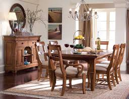 Modern Wood Dining Set - Modern wood dining room sets