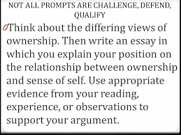 argumentative essay what it is not this is not rhetorical  5 not