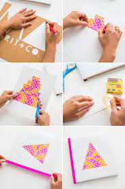 Diy Book Cover Design Tbt Make Old School Book Covers With Colorful Tape