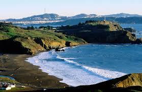 Dillon Beach in California