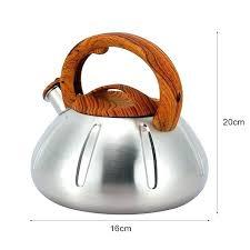 glass stovetop tea kettle stove top tea kettle stainless steel whistling tea kettle quart stove top