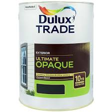 Dulux Opaque Colour Chart Dulux Trade Ultimate Opaque