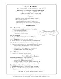 How To Make A High School Resume How To Make A High School Resume ...