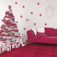 Wall Xmas Decorations Unique Christmas Decoration Ideas With Creatively Adorable Looks