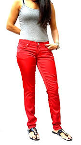 Amazon Com Bongo Costly Girl Womens Sexy Satin Solid Red