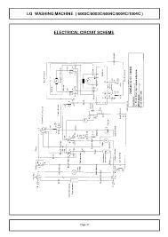 washing machine wiring diagram pdf washing image lg wd 6003c wiring diagram service manual on washing machine wiring diagram pdf refrigeration