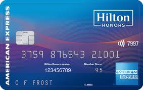Hilton Honors American Express Surpass Card Review