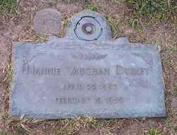 Nannie Vaughan Dudley (1885-1950) - Find A Grave Memorial