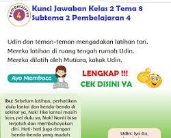 Pada subtema 3 pembelajaran 2 terdiri dari 7 halaman. Kunci Jawaban Tantri Basa Jawa Kelas 4 Kanal Jabar