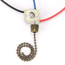 How To Replace The Light Chain On A Ceiling Fan Hunter Zing Ear Ceiling Fan Light Lamp Replacement Pull Chain Switch Ze 110 3 Wire Ceiling Fan Switch Bronze Pull Chain
