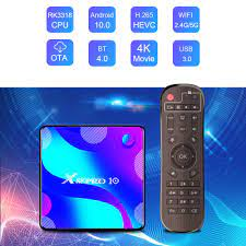 Android 10.0 Smart TV Box Android 10 MAX 4GB RAM 128GB ROM RK3318 BT4.0  TVBOX 5.8G Dual Wifi Media Player Youtube 4K Set Top Box-buy at a low  prices on Joom e-commerce
