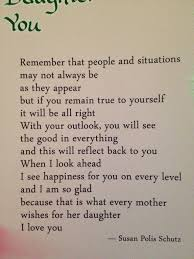 Sayings From A Mother To Daughter Quotes And Sayings Love Quotes