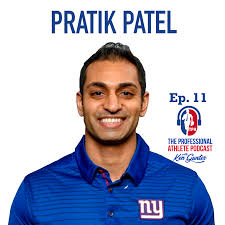 11. Pratik Patel - New York Giants, Director of Performance Nutrition and  Assistant Strength and Conditioning Coach — Ken Gunter
