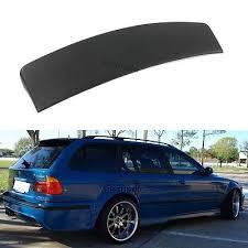 Rear Trunk <b>Spoiler</b> Tailgate Lid Lip Wing Ducktail Apron (Fits <b>BMW</b> ...