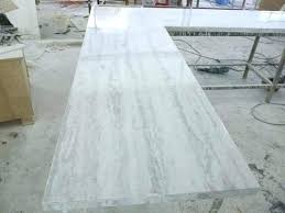 kitchen countertops jacksonville fl synthetic pure white quartz stone fl kitchen countertops in