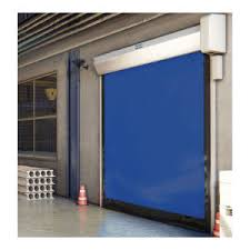 rollup garage doorVinyl Roll Up Overhead Doors  Authority Dock  Door Portland