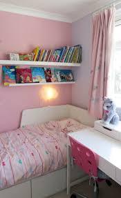 Pink And Blue Bedroom Twin Girls Bedroom Reveal Renovation Bay Bee