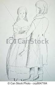 Pencil Sketches Of Couples Drawing Of Couple Holding Hands Foraje Puturi Info