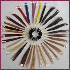 100 Human Hair Weave Color Rings Color Charts For Human