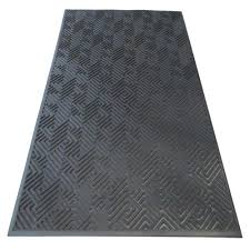 A1HC Maze Design Natural Rubber 36 in. x 60 in. Commercial ...