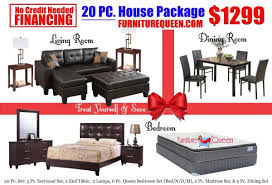small space package 20 pc balen espresso room whole house furniture packages p63