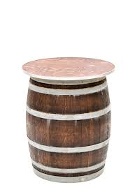 Wine barrell furniture Furniture Products Wine Barrel Table Ebay Wine Barrel Table Order Party Rentals Flexx Productions