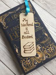 Pyrography Designs Book Wooden Bookmark Pyrography Woodburning Quote My Weekend