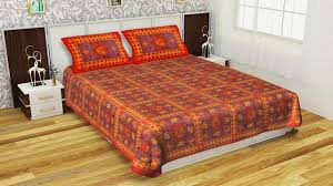 Machine Embroidery Designs For Bed Sheets 10 Simple Latest Embroidery Bed Sheet Designs With Photos