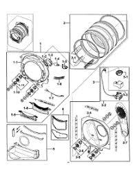 samsung dryer parts. control panel parts; drum assy parts for samsung dryer dv331aew/xaa-0000 / from appliancepartspros.com y