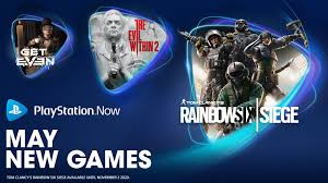 <b>Tom Clancy's</b> Rainbow Six Siege, The Evil Within 2, Get Even Join ...