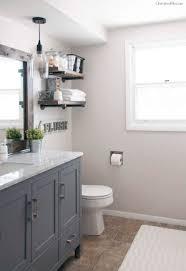 Image Vintage Farmhouse Farmhouse Half Bathroom Ideas Shw Home Decor 25 Half Bathroom For Your Perfect Guest Bathroom Design Ideas Shw