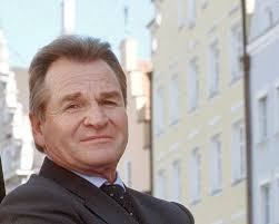 Fritz wepper (born 1941), german actor; Fritz Wepper 1941 Portrait Kino De