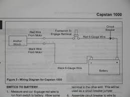voyages of s v dash windlass installation powerwinch wiring diagram
