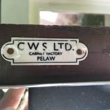 cws pelaw antique. C.W.S. Pelaw, England Armoire Cws Pelaw Antique I