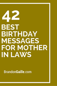 Birthday Greeting For Mother In Law Images Greetings Formal Letter
