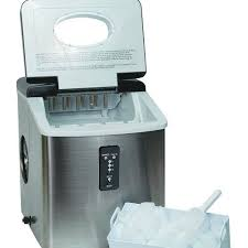 igloo silver ice maker