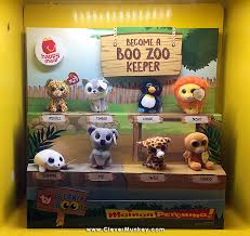 beginning 1 march 2018 you can start your very own boo zoo and collect all 8 adorable ty beanie boo s toys with every happy meal