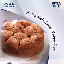 Gak perlu pakai oven, tetapi rasanya gak kalah enak dengan yang di toko roti. Ultra Milk Milk Lovers Udah Tau Belum Kalau Roti Sobek Facebook