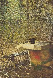 Study to the Gazebo by Aleksander Gierymski. Medium: Oil on canvas;