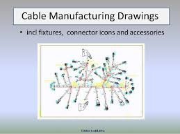 creo cabling solution solidworks wiring harness at Wire Harness Drawing
