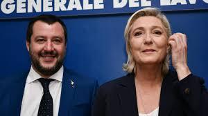 Todas las noticias sobre matteo salvini publicadas en el país. Le Pen And Salvini Vow To Storm Brussels Bunker In Eu Elections