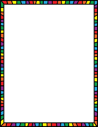 Small Picture Borders And Frames Coloring Coloring Pages