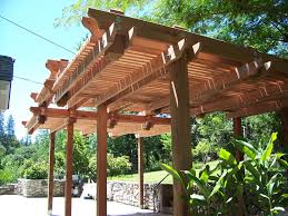 wood patio roofs covers o81 wood