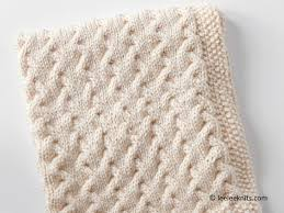 Free Blanket Knitting Patterns Delectable TINY RIPPLES FREE BABY BLANKET KNITTING PATTERN Share A Pattern